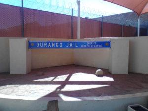 Durango Jail Exterior
