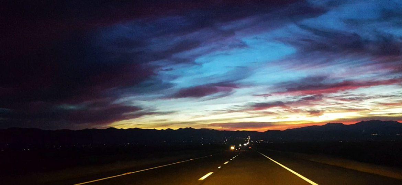 Sunrise Over the 68