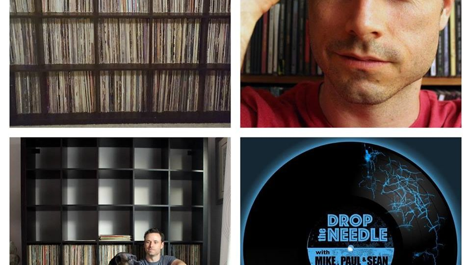 "My Guest Spot on the ""Drop The Needle"" Podcast (Record Collecting as a Form of Recovery Self-Care)"